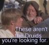 ben, obi-wan, droids, druids