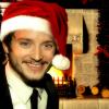frolijah_fan_54: Santa Elijah by RF