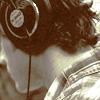 headphones b/w Sam