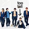Omen-chan: TVXQ - Changmin's Too Tall