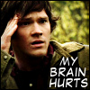 maychorian: Sammy - brain hurty