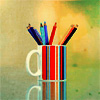 Pencils In Cup (rworks)