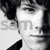 Menel: SPN - Sam (B&W)