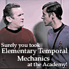 DS9 Temporal Mechanics