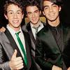 lilyjonashp: My 3 fave boys...