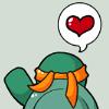 Mikey hearts