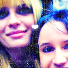 me and Mischa zoom