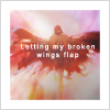 Vincent - Letting my broken wings flap