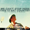 f&l - this is bat country