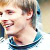 merlin: arthur smile