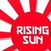 rising sun, apca
