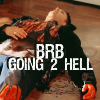 I am never merry when I hear sweet music: SPN: brb going to hell!