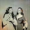 Krissy Cupcake: kiss me kate -- ann & kathryn.