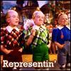 Representin'