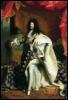 Louis XIV formal portrait