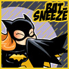 batman: batsneeze