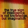 Sign of Intellegence