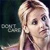 Sunny: Buffy don't care