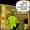 Riddler what kind of question is that?