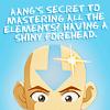 America's Next Top Hermit: atla: aang shiny scalp