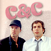 Hide-fan: [Chuck] C & C