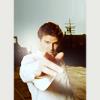 America's Next Top Hermit: actor: david boreanaz lookin' at you