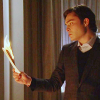 Part-time Misanthrope: Chuck burning letter
