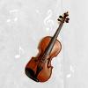 America's Next Top Hermit: stock: violin