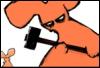 attack_laurel: bun:  angry orange