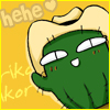 aria: riko likes smiling like a perv