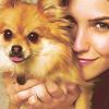 ♥;{sophia bush;    doggy}