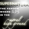 rps moral high ground