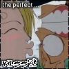 Bastian: perfect kiss