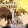 Sadness with in the heart