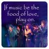 DBSK - music is the food of love