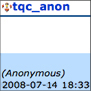 You're nobody until anon hates you.