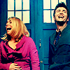 Kate: Doctor Who [Ten/Rose lol]
