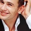 James Franco; smile