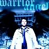 brigid_tanner: Castiel-warrior angel