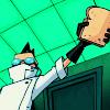 Super Fighting Robot VAVA: INVADER ZIM--toast!