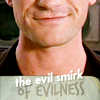 Katie: Dr Horrible: Evil smirk of evilness