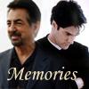 Hotch/Rossi - memories