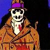 Mandrill: Rorschach - Watchmen