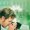 lab geeks are cute