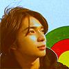 Arashi - jun rainbow