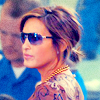 Kelly: mariska // profile with sunglasses