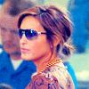 Kelly: mariska // profile with sunglasses