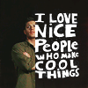 Jo Ann: Text: Love nice people who make cool thi