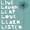 live laugh leap etc
