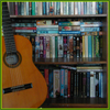 Guitar and Books